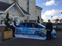 Win a Nissan Micra this Christmas and raise funds for Hospice Isle of Man - picture
