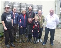 Watts wins handicap trophy at Isle of Man Field Archery Championships - picture