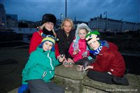Rock star: Mayor of Douglas organises nativity rocks competition - picture