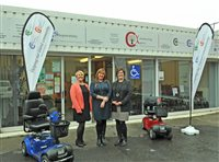 Donations help CIRCA charity to revamp offices - picture