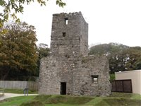 The History of Rushen Abbey - picture