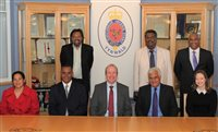 St Helena PAC members 'eager to draw on Tynwald body of knowledge' - picture