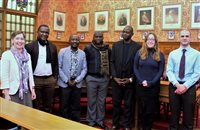 Tynwald supports Parliament of Sierra Leone in strengthening research capacity - picture