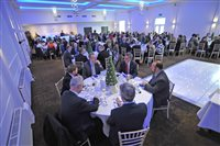 Chief Minister, Treasury &Enterprise Ministers attend Chamber of Commerce Christmas lunch - picture