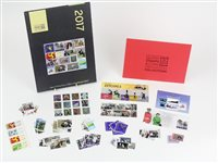 IOM Post Office commemorates 2017 with its Limited Edition Yearbook - picture