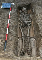The Excavation of a Roman Villa in Southern Italy - picture