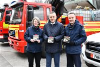 Smoke-detectors fitted for the vulnerable - picture