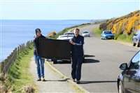 Beach Buddies calling for CCTV after fly-tipping - picture