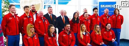 Isle of Man News Image - IoM team leave for Gold Coast games