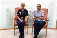 New discharge lounge to tackle bed blocking at Noble's - picture