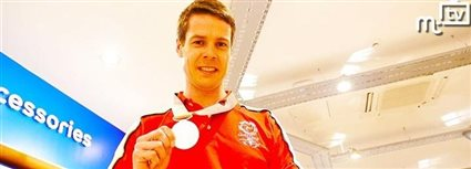 Isle of Man News Image - Tim Kneale: CWG 2018 Silver Medalist
