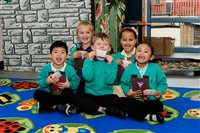 ACE heritage link up for Island children - picture