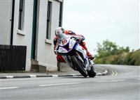 Senior TT victory for Peter Hickman  - picture