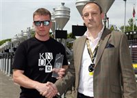 Ryan Kneen awarded Spirit of the TT Award - picture