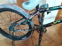 BMX 'extensively damaged' after being stolen - picture