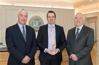 Investment manager dubbed 'Most Promising Newcomer' - picture