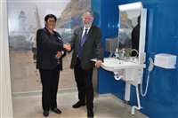 New Changing Place created at the Manx Museum - picture