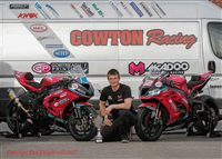 James Cowton dies after crash in Southern 100 race - picture