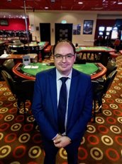 Casino has new deputy director - picture