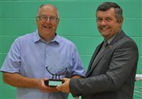 Recognition for man who played integral part in Manx Youth Games  - picture