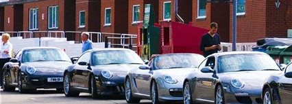 Isle of Man News Image - Porsche Club of Great Britain: Isle of Man branch