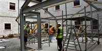 Work on new hospital 'Pod' starts - picture
