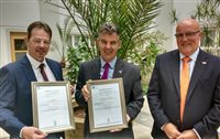 Ship Registry becomes first flag state to gain two ISO awards - picture