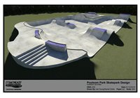 £50,000 boost for new skate park  - picture