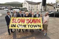 Motorists in the north urged to slow down - picture