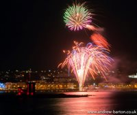 Douglas fireworks display to be held on November 2nd - picture