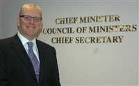 Chief Secretary's role questioned by MHK - picture