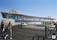 New-look Liverpool ferry terminal pictures go on display - picture
