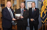 Commemorative coins released to mark Armistice centenary  - picture