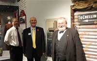 New exhibition commemorates those involved in conflict - picture