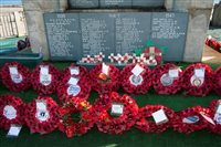 Remembrance participants offered free transport - picture