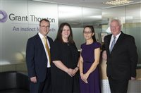 Grant Thornton dubbed attractive employer  - picture