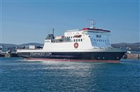 Ben-my-Chree records 97 per cent reliability  - picture
