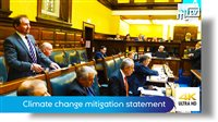 Climate change mitigation statement - picture