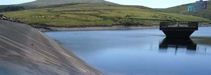 Isle of Man News Image - Reservoir levels