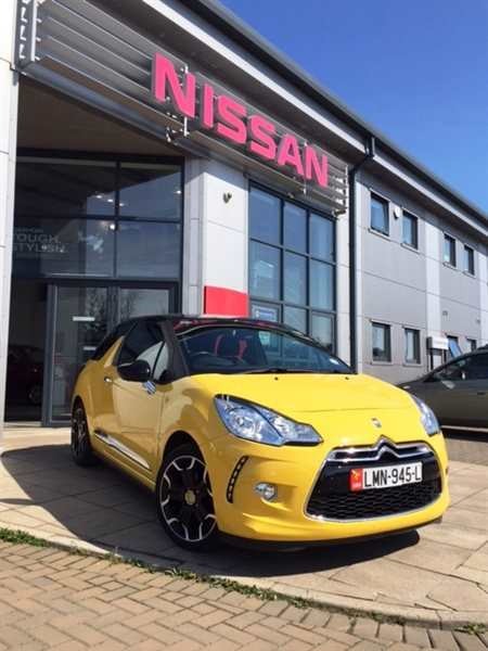 Citroën DS3 D-Style+ 1.6HDi *Just £40 per week*