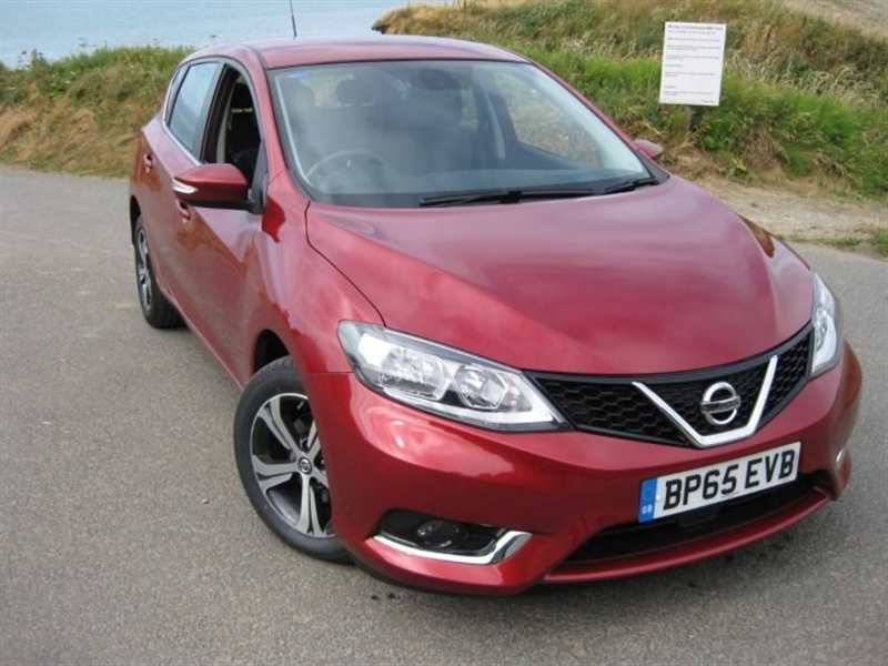 Nissan Pulsar 1.5 dCi Acenta 5dr ONLY £38 TAX
