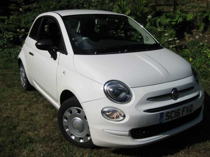 Fiat 500 1.2 Pop 3dr ONLY £46 TAX