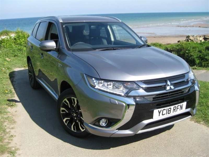 Mitsubishi Outlander 2.0 PHEV 4h 5dr Auto ONLY £5 TAX