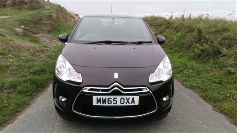 Ds Ds 3 1.2 PureTech 110 DStyle Nav 3dr ONLY £46 TAX