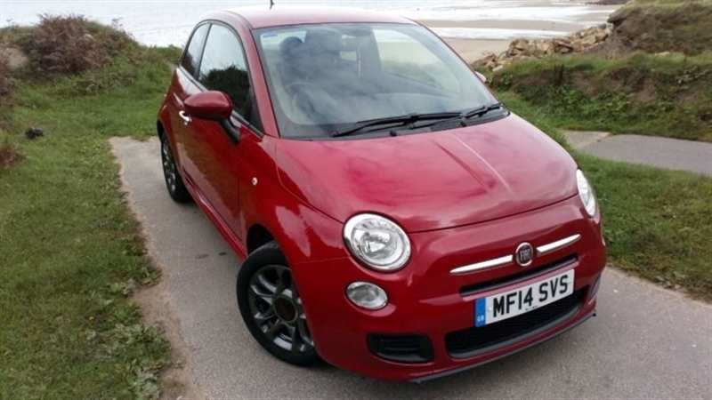 Fiat 500 1.2 S 3dr ONLY £38 TAX ONLY £34 a week
