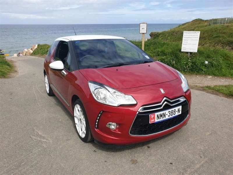 Citroen DS3 1.2 VTi DSign by Benefit 3dr