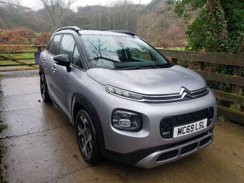 Citroen C3-aircross 1.2 PureTech 110 Flair 5dr [6 speed] £48 TAX