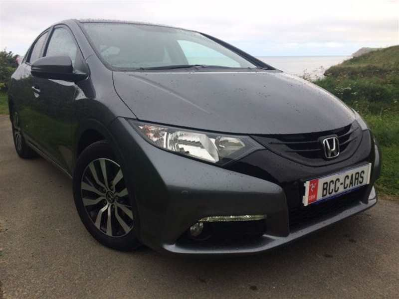 Honda Civic 1.6 i-DTEC SR 5dr ONLY £35 TAX