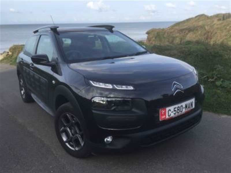 Citroën C4 CACTUS 1.6 HDI ONLY £37 TAX CHOICE OF 3