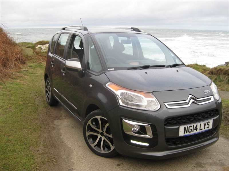 Citroën C3 PICASSO 1.6 HDI 8V SELECTION 5DR ONLY £45 TAX